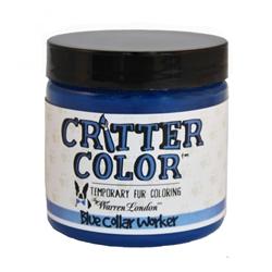 Warren London - Blue Collar Worker Critter Color