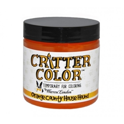 Warren London - Orange Country House Hound Critter Color