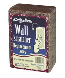 Cat Dancer Wall Scratcher Replacement Cores - 2/pack