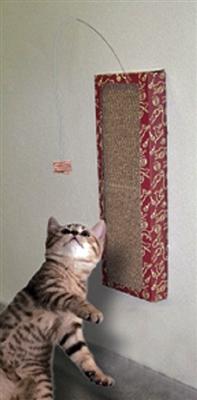 Cat Dancer Wall Scratcher Replacement Cores - 2/pack