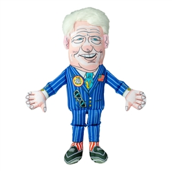 "Mr. President Dog Toy - 17"" Presidential Parody Toys"