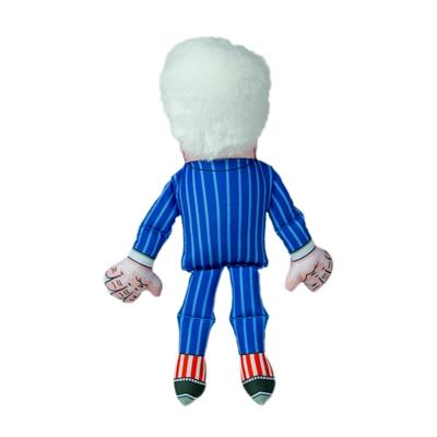 """Mr. President Dog Toy - 17"""" Presidential Parody Toys"""