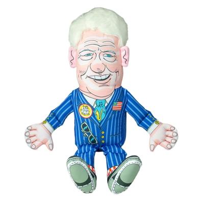 """Mr. President Jumbo Dog Toy - 27"""" Presidential Parody Toys"""