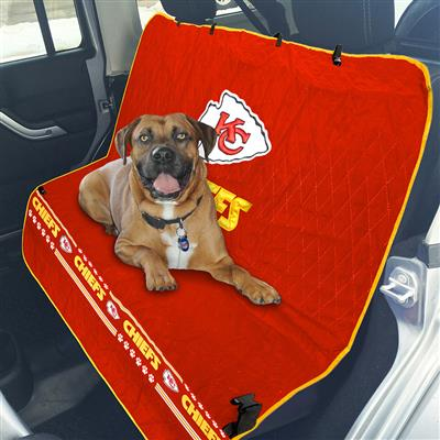 Kansas City Chiefs- Car Seat Cover