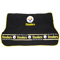 Pittsburgh Steelers- Car Seat Cover