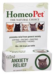 HomeoPet Feline Anxiety