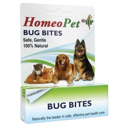 HomeoPet Bug Bites for Dogs and Cats