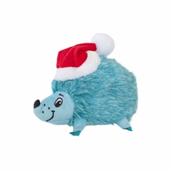Hedgehogz with  Santa Hat  Jr - Green, Red,