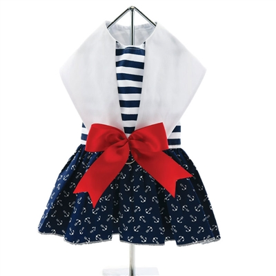 Nautica Dress Dress w/ Leash & D-Ring
