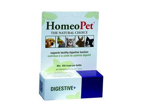 HomeoPet Digestive Upsets for Dogs and Cats