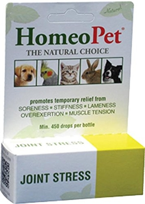 HomeoPet Joint Stress for Dogs and Cats