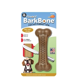 MESQUITE CHICKEN Medium Flavorit BarkBone Nylon Chews