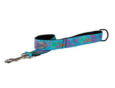 Wide Collars and Leads - Tropical Paisley