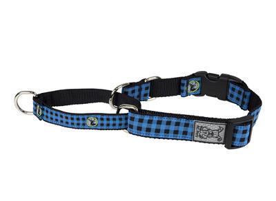 Collars & Leads - Blue Buffalo Plaid