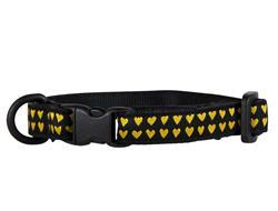 Cat Collars - Heart of Gold