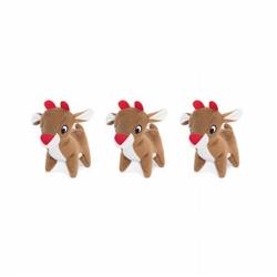 Reindeer Miniz - 3 Pack