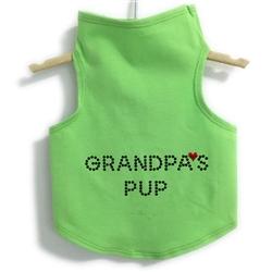 Grandpa's Pup Studs Tank