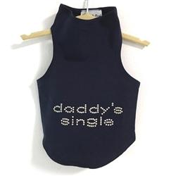 Daddy's Single Studs Tank