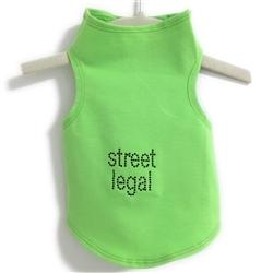 Steet Legal Tank