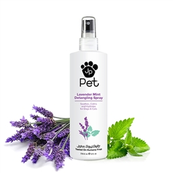 Lavender Mint Detangling Spray