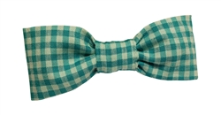 Bowtie - Blue Plaid