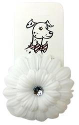 Huxley & Kent Silk Flower-Lily White