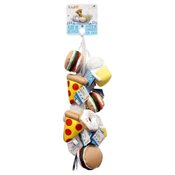 "Freeze 'n' Float Plush Munchies Clipstrip (3.5""-5.5"")"