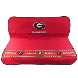 Georgia Bulldogs Car Seat Cover