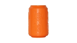 SodaPup Can Toy Squeaker - Orange Squeeze