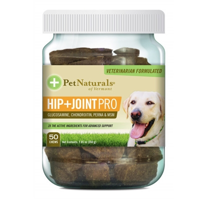 Hip & Joint PRO for dogs (50 Chews)