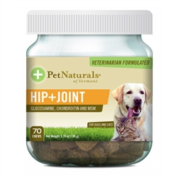 Hip & Joint for dogs and cats (70 Chews)