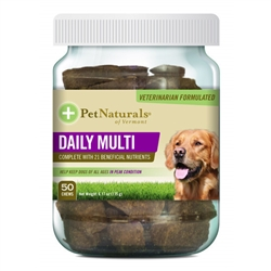 Daily Multi for dogs (50 Chews)