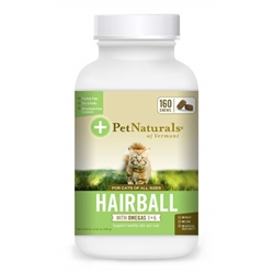 Hairball for cats (160 Chews)
