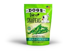 Dogs Love Kale Snapeas Crunchy Treats