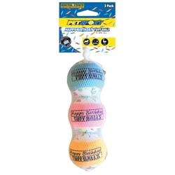 "Happy Birthday Balls 2.5"" 3 Pack"