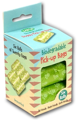 Biodegradable Doggie Pick-up Bags
