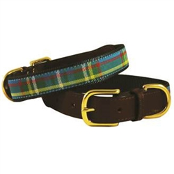 Kendall Plaid American Traditions Collection - Collars & Leashes