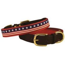 Stars & Stripes American Traditions Collection Collars & Leashes