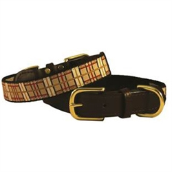 Up Country Plaid American Traditions Collection Collars & Leashes