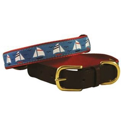 Under Sail American Traditions Collection Collars & Leashes