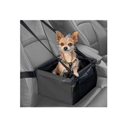 Pet Voyage Car-Seat VIEWER - Grey, 13.5 inch