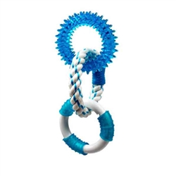 Canine Clean Peppermint w/ 3 Rings - 11 inch