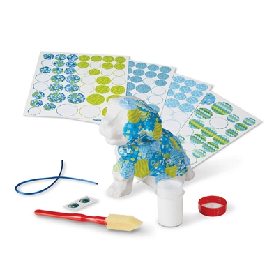 Decoupage Made Easy Craft Set - Puppy