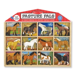 Pasture Pals Collectible Horses - 12 Pieces