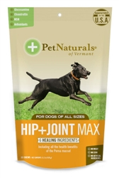 Pet Naturals of Vermont Hip & Joint MAX for Dogs (60 count)