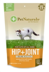 Pet Naturals of Vermont Hip & Joint for Cats (30 count)