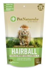 Pet Naturals of Vermont Hairball Chew for Cats (30 count)
