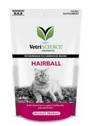 Pet Naturals of Vermont Hairball (60 Chews)