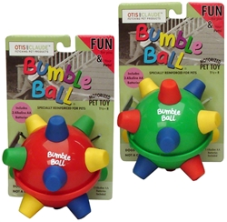 Bumble Ball® Motorized Dog Toy