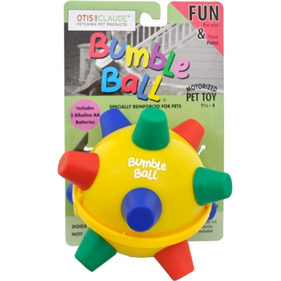 Bumble Ball® Motorized Dog Toy (PREORDER- Launch on 7/10/2019)